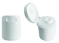 capsule service 28.410 blanc  pour flacons Yang Ylang et Agapanthe