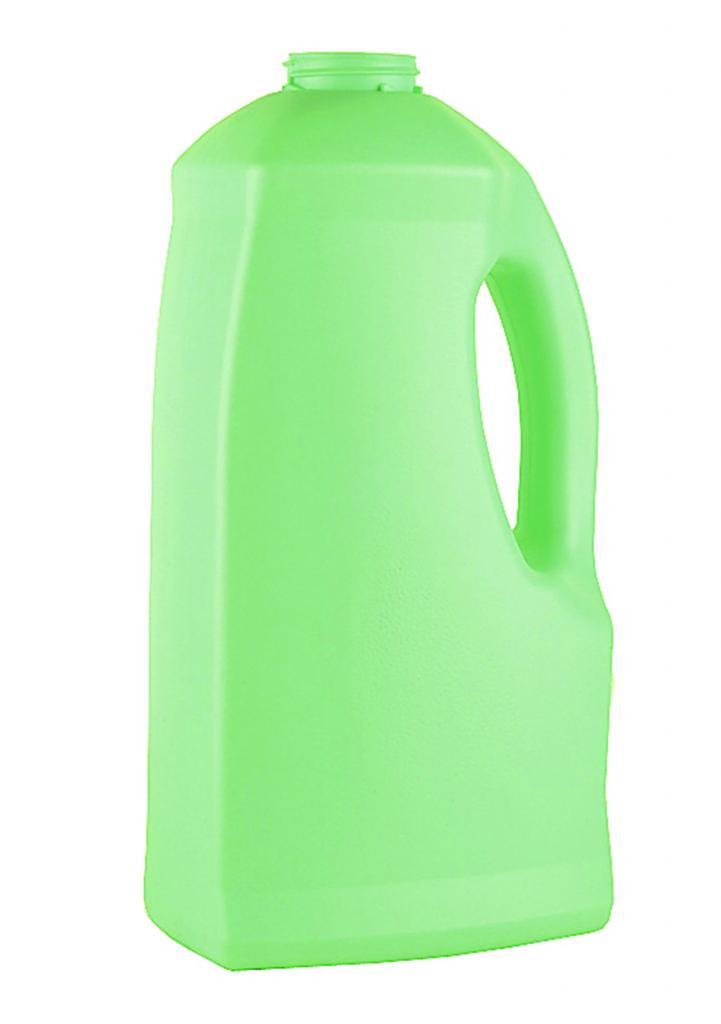2L Deux litres à poignee FM plast ou Menschen PEHD