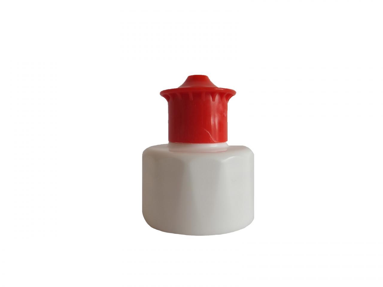 Bouchon Push Pull Rouge