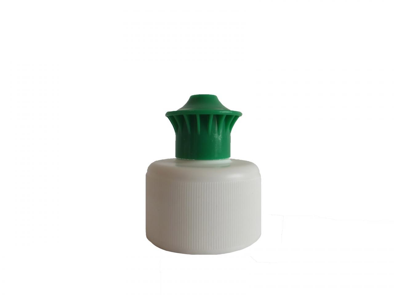 Bouchon Push Pull Vert